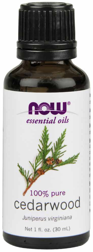 Cedarwood Oil, 1 oz