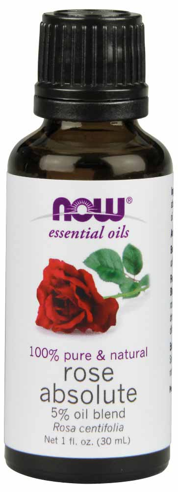 Rose Absolute Oil, 1 oz