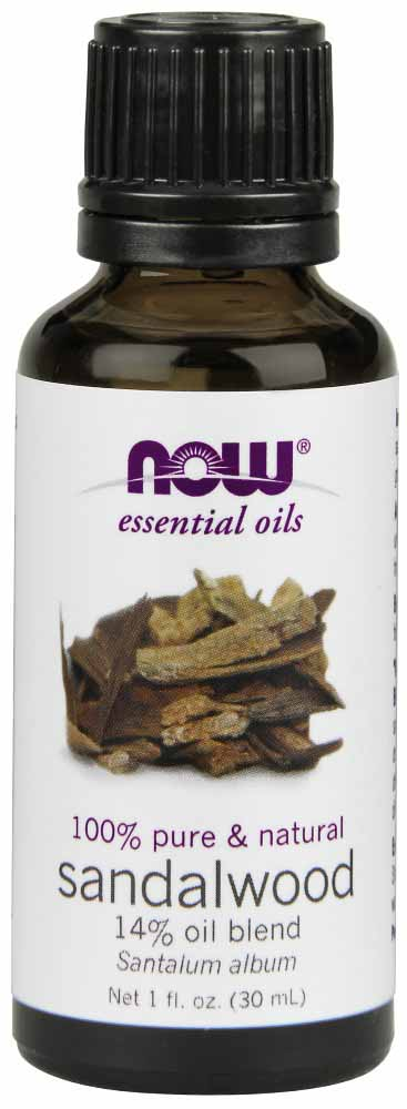 Sandalwood Oil Blend, 1 oz