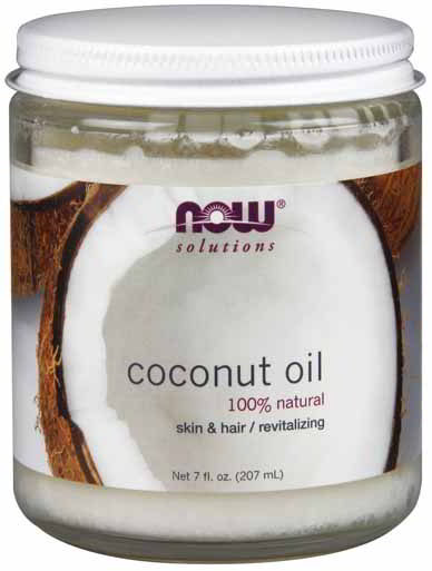 Coconut Oil, 7 oz.