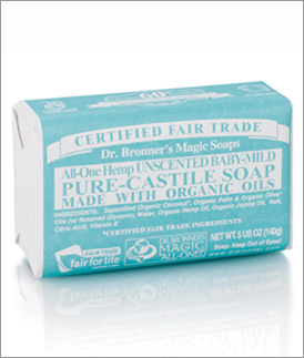 Baby Mild Bar Soap, 5 oz