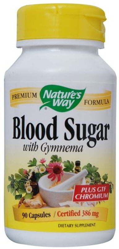 Blood Sugar with Gymnema, 90 Caps
