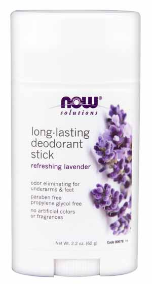 Long Lasting Deodorant Stick, 2.2 oz