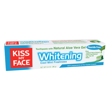 Whitening Toothpaste, 3.4 oz