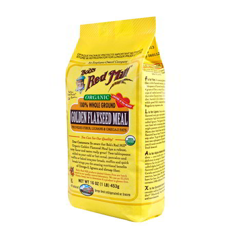 Golden Flaxseed Meal, 16 oz - Click Image to Close