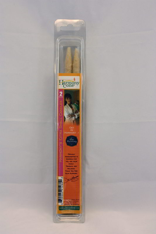 Harmony's Ear Candles Extra Small, 2 pack