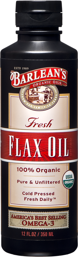 Flaxseed Oil, 12 oz