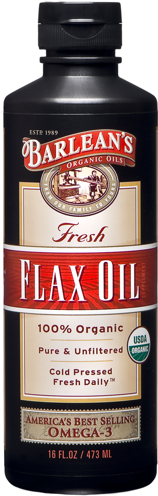Flaxseed Oil, 16 oz