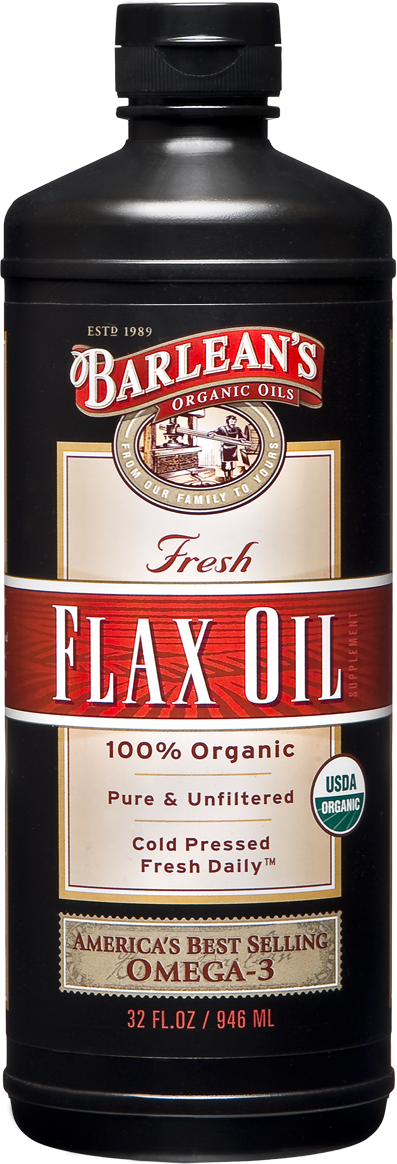 Flaxseed Oil, 32 oz