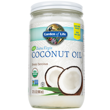 Organic Virgin Coconut Oil, 32 oz