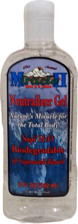 Miracle II Neutralizer Gel, 8 oz