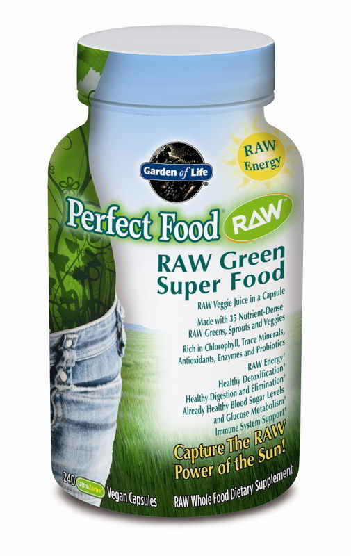 Perfect Food Raw, 240 Cap