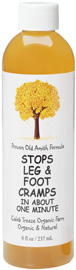 Stops Leg and Foot Cramps, 8 oz