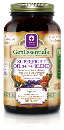 Superfruit Oil GenEssentials , 90 Caps
