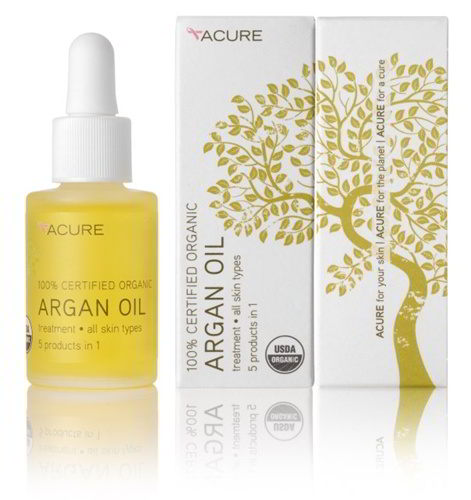 Argan Oil 100% Certfied Organic, 1 oz