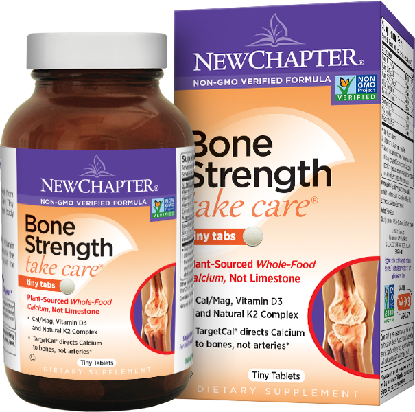 Bone Strength Take Care Tiny Tab, 120 Tiny Tab
