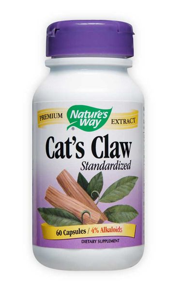 Cat's Claw Standardized, 60 capsules