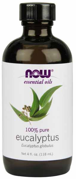 Eucalyptus Oil, 4oz