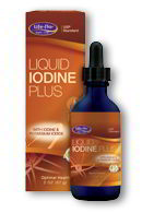 Liquid Iodine Plus, 2 fl oz