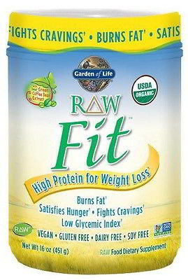 RAW Fit, 451g